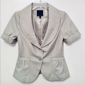 Limited Short Sleeve Gray Jacket